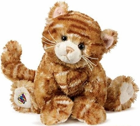 Webkinz Plush Ginger Cat