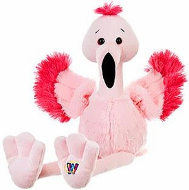 Webkinz Plush Fancy Flamingo