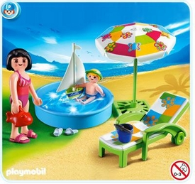Playmobil Vacation & Leisure Set #4864 Paddling Pool