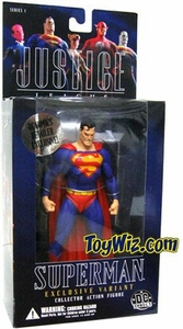 DC Direct Justice League Alex Ross Exclusive Action Figure Superman [Variant]