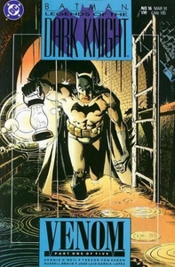 BATMAN: LEGENDS OF THE DARK KNIGHT # 16