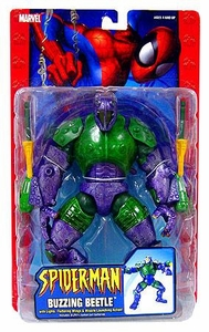 Spider-Man Action Figure Buzzing Beetle
