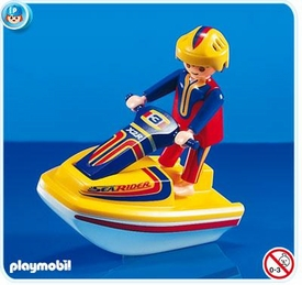 Playmobil Vacation & Leisure Set #7527 Jet Ski