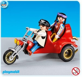 Playmobil Vacation & Leisure Set #7528 Trike