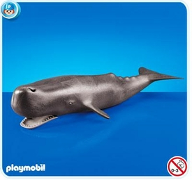 Playmobil Vacation & Leisure Set #7998 Whale