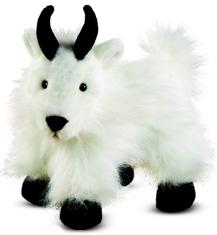 Webkinz Plush Mountain Goat