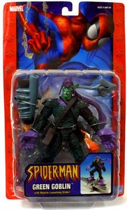 Spider-Man Action Figure Green Goblin [Missile Launching Action]