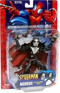 Spider-Man Action Figure Morbius [Fang Attack Action]