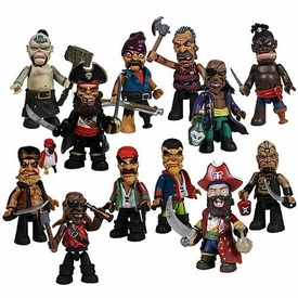 Mez-itz Pirates Series 1 Set of 12