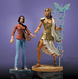 DC Direct ABC Deluxe Action Figure Set Promethea & Sophie