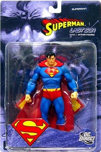 DC Direct Superman Last Son Action Figure Superman