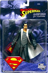 DC Direct Superman Last Son Action Figure Zod