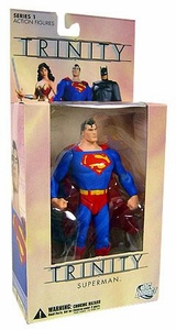 DC Direct Trinity Series 1 Action Figure Superman