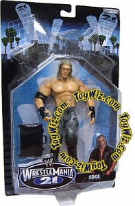 WWE Jakks Pacific Wrestlemania XXI 21 Exclusive Series 3 Action Figure Edge