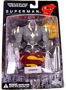 DC Direct Superman Doomsday Action Figure Doomsday