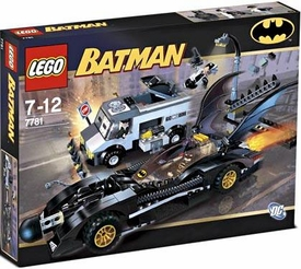 LEGO Batman Set #7781 Batmobile: Two-Face's Escape