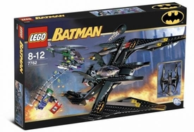 LEGO Batman Set #7782 Batwing: The Joker's Aerial Assault