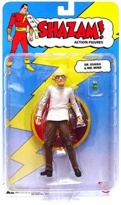 DC Direct Shazam! Action Figure Dr. Sivana with Mr. Mind