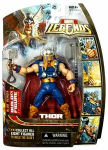 Marvel Legends Series 17 (Hasbro Series 2) Action Figure Thor [Blob Build-A-Figure]