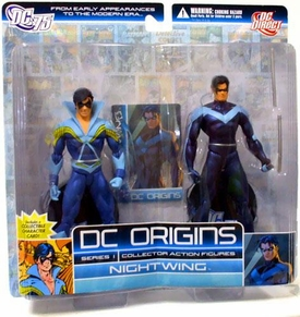 DC Direct Origins Series 1 Collector Action Figure 2-Pack Nightwing