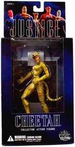 DC Direct Justice League Alex Ross Series 1 Action Figure Cheetah