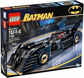 LEGO Batman Set #7784 Batmobile: Ultimate Collectors Edition