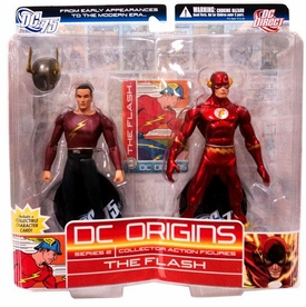 DC Direct Origins Series 2 Collector Action Figure 2-Pack The Flash