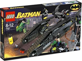 LEGO Batman Set #7787 Bat Tank: Riddler & Bane's Hideout