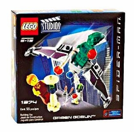 LEGO Spider-Man Set #1374 Green Goblin