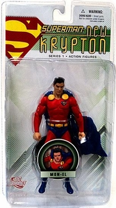 DC Direct Superman New Krypton Series 1 Action Figure Mon-El