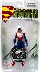 DC Direct Superman New Krypton Series 1 Action Figure Superwoman