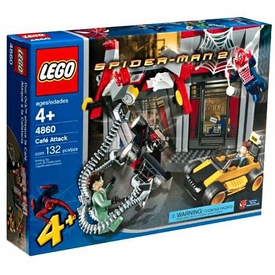 LEGO Spider-Man 2 Set #4860 Cafe Attack