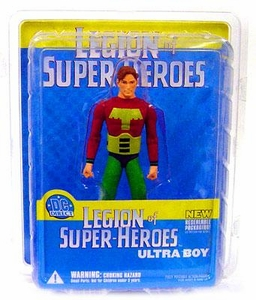 DC Direct Legion of Super Heroes Action Figure Ultra Boy