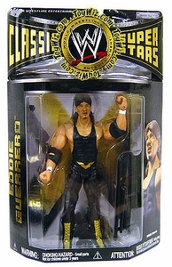 WWE Wrestling Classic Superstars Series 19 Action Figure Eddie Guerrero [Lucha Libre]