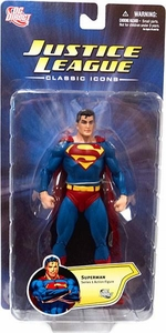 DC Direct Justice League: Classic Icons Series 1 Action Figure Superman