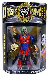WWE Wrestling Classic Superstars Series 19 Action Figure Doink