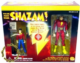 DC Direct Deluxe Action Figure Captain Marvel & Billy Batson