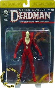 DC Direct Other Worlds Action Figure Deadman