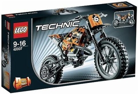 LEGO Technic Set #42007 Moto Cross Bike