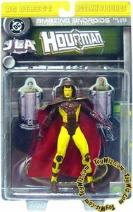 DC Direct Androids Action Figure Hourman Damaged Package, Mint Contents!