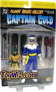 DC Direct Rogues Gallery Action Figure Captain Cold