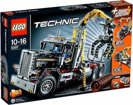 LEGO Technic Set #9397 Logging Truck