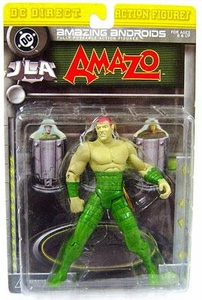 DC Direct Androids Action Figure Amazo