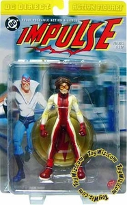 DC Direct Speedsters Action Figure Impulse