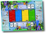 Neopets Trading Card Game Paper Playmat