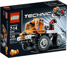 LEGO Technic Exclusive Set #9390 Mini Tow Truck