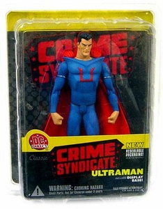 DC Direct Crime Syndicate Action Figure Ultraman