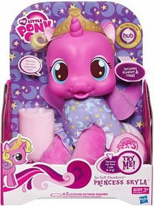 My Little Pony So Soft Newborn Princess Skyla