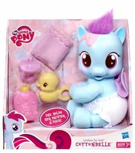My Little Pony So Soft Cottonbelle