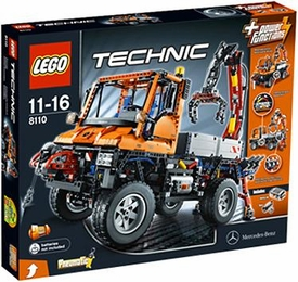 LEGO Technic Set #8110 Unimog U400